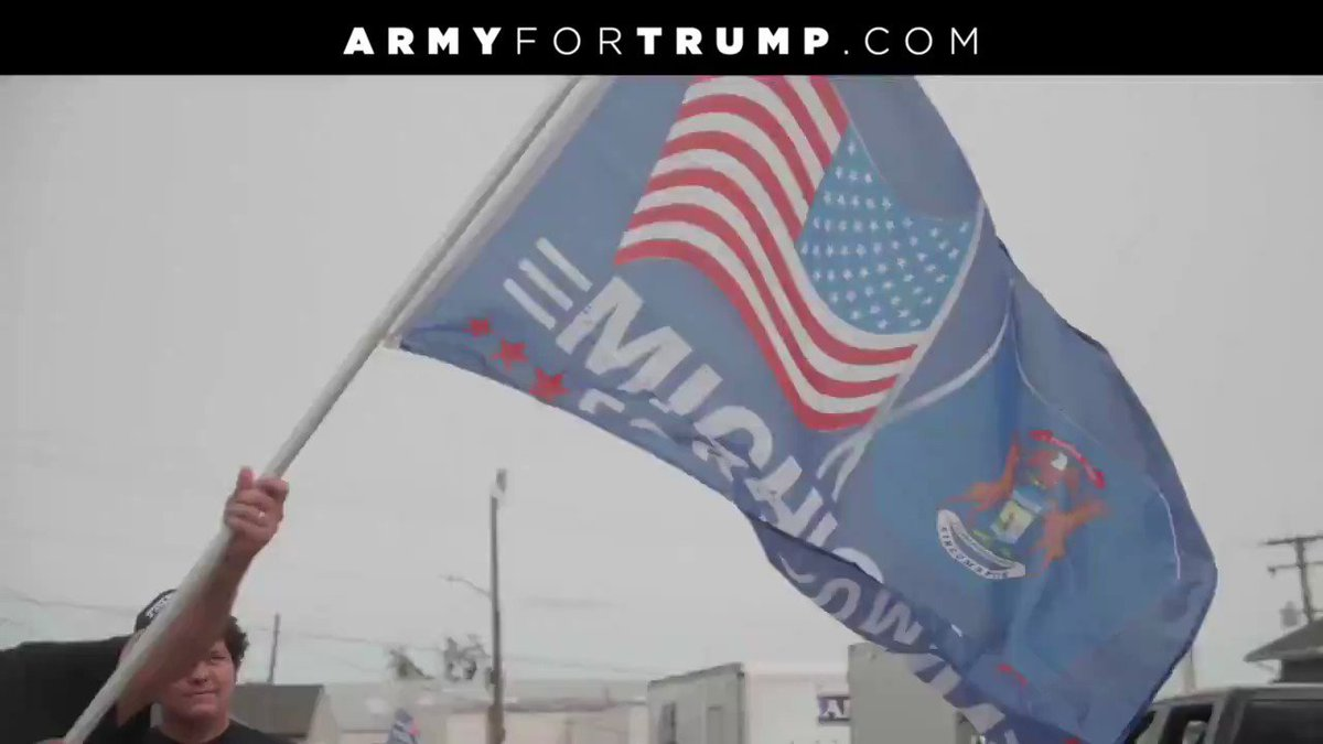 We need every Trump supporter across the country to go to ArmyForTrump.com today and sign up to join us in our fight to reelect @realDonaldTrump. Lets show the Fake News media and the radical leftwing Democrats that the silent majority will be silent no more!!! #MAGA