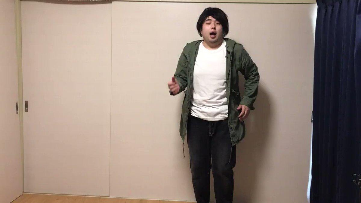 先日のニノさんで披露できなかった『サカナクションのアイデンティティを歌う藤原竜也』載せときます。