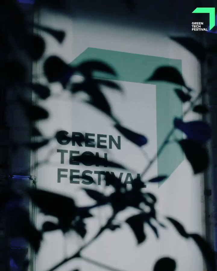 Love to feel the incredibly positive vibe here at our GREENTECH FESTIVAL – we are all here to celebrate the most forward-thinking sustainable innovation! Which technologies impress you the most? @greentech_fest