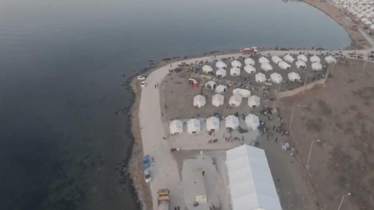 Όλη η Ελλάδα γεμάτη με τσαντίρια