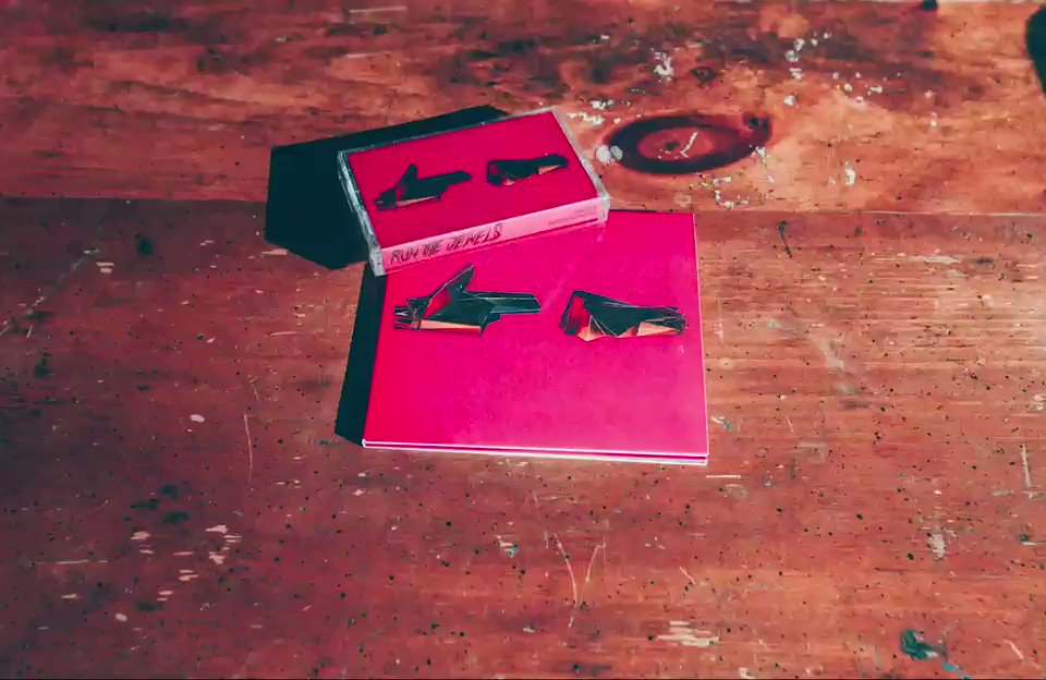 Physical copies of RTJ4 are in stores now, hit your local record store (safely) or order online ☺️