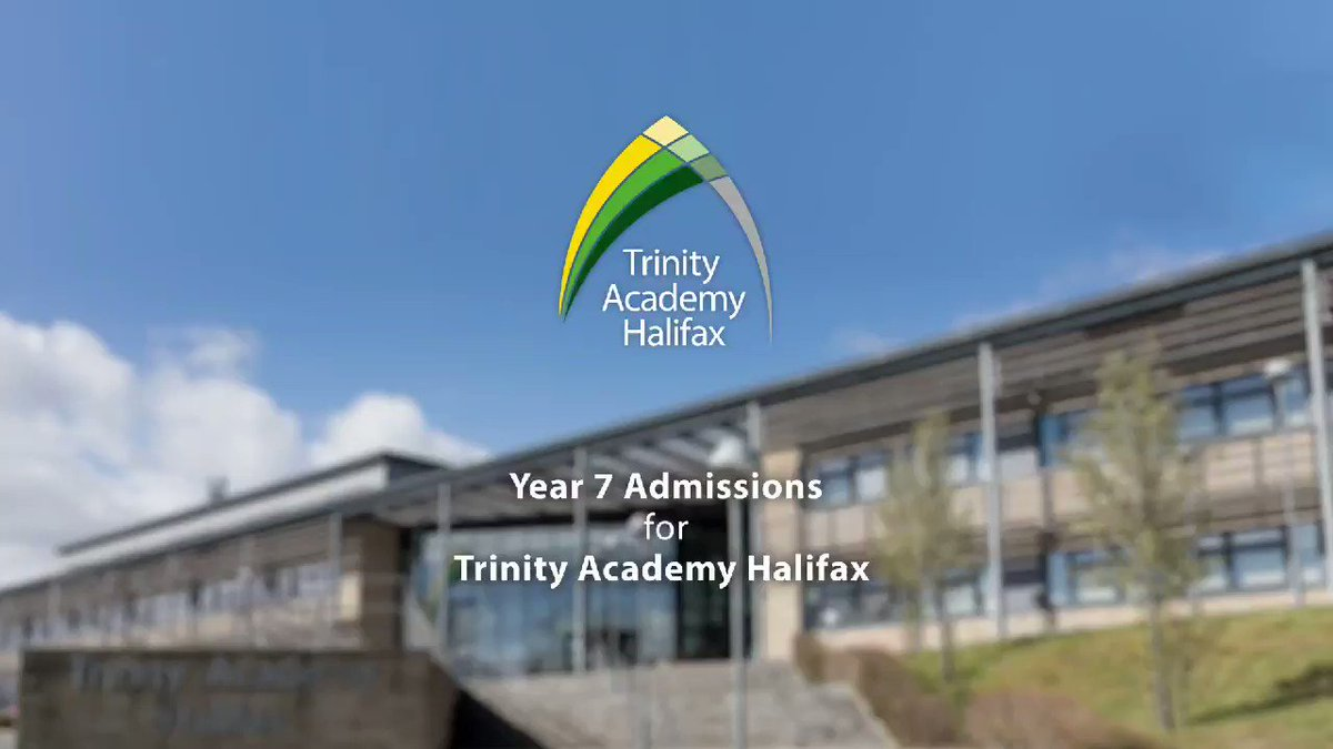 If you would like your child to join our Trinity Academies in Sept 2021, they will need to sit an assessment. The deadline for registration is Monday 21st September. Don't miss out!
