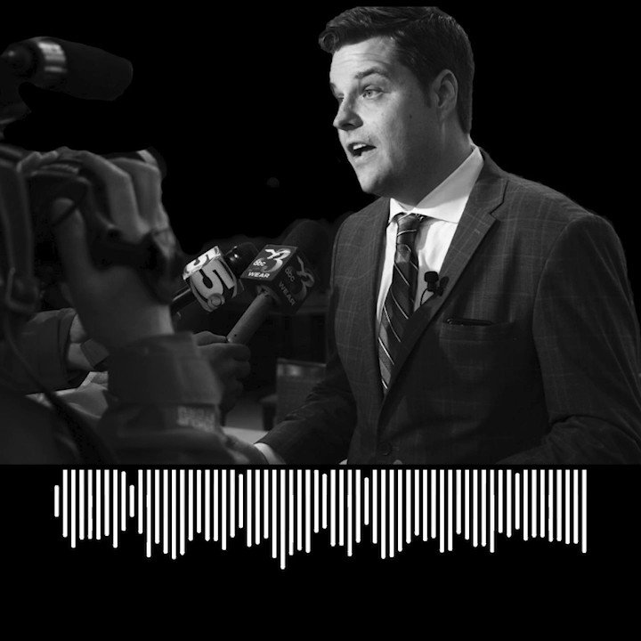 It's been 9 days since Matt Gaetz said he would participate in a debate, yet he still hasn't answered our requests to get something on the calendar. Help us get #GaetzWontDebate to trend. https://t.co/XC6hFYMGit