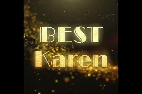 Best Karen - Pandemmy Awards  #memes #memesdaily #memes2020 #funny #Awards #Karens #KarensGoneWild #KarenStrikesAgain #Karen https://t.co/gh5UWJGD2O