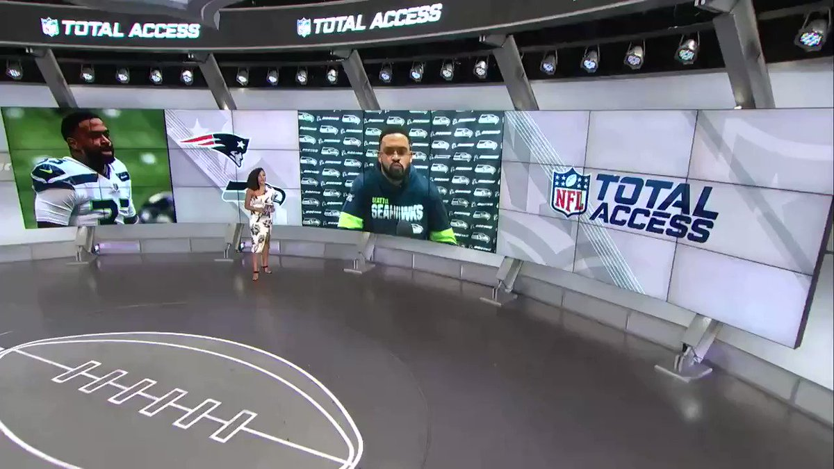 Tonight on @NFLTotalAccess my full conversation w/ @Seahawks SS Jamal Adams @Prez 🙌🏽 We get into his #Seahawks debut, his plan against the #Patriots and his thoughts on his new QB @DangeRussWilson @nflnetwork https://t.co/U3wtsgIaOV