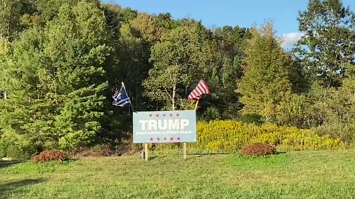 Spotted in Pennsylvania #MAGA 🇺🇸