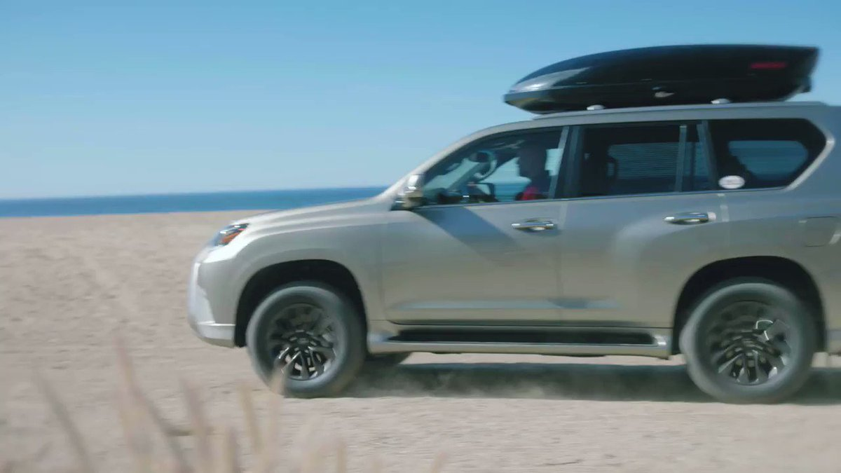 You're in command. Where to? lexus.us/3ca7taz