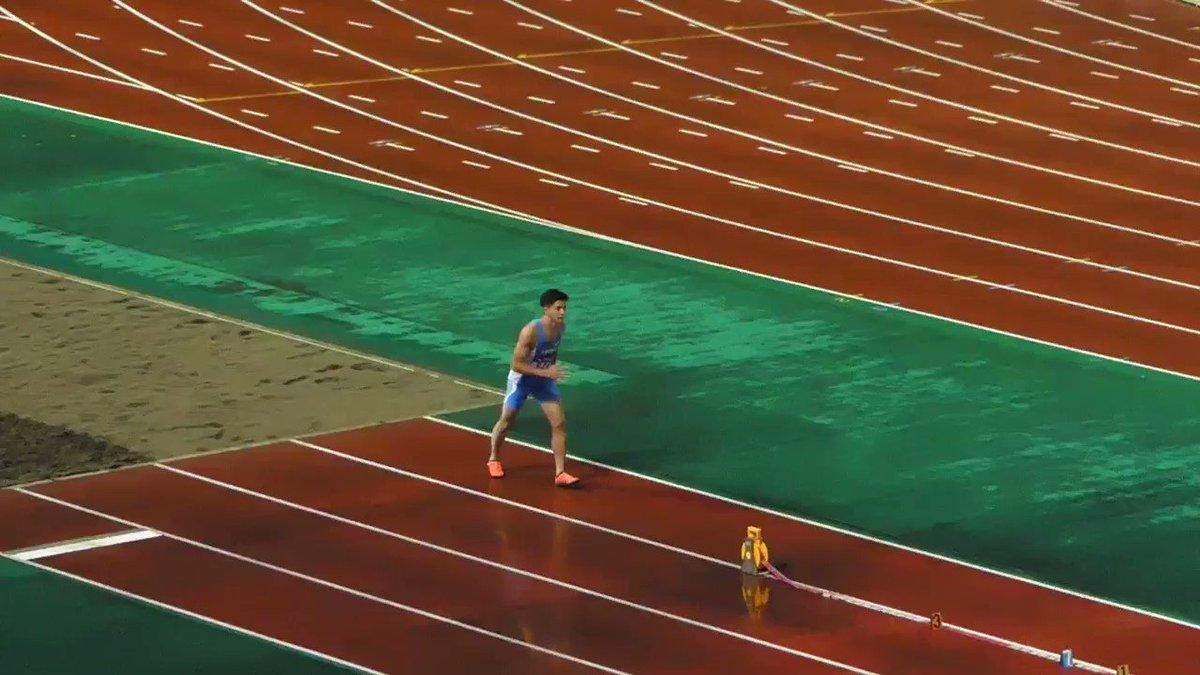 今日の決勝!7m92!優勝🏅試合って楽でぃ〜埼玉の皆さんありがとうございます。日本選手権はもっと頑張ります🔥