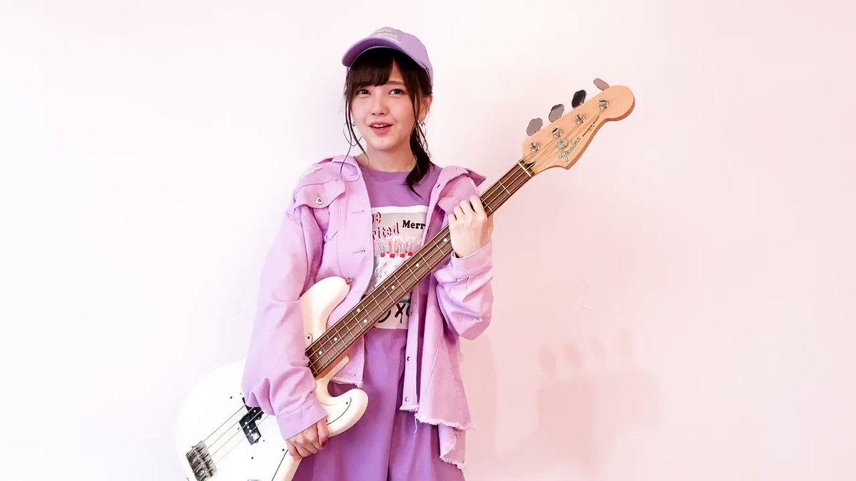 1st LIVE TOUR「Colorful Closet」まで、あと3日🎸🎸🎸初の生バンド!ONiGASH!MAの演奏にもぜひご注目ください😎#鬼頭明里 #ColorfulCloset