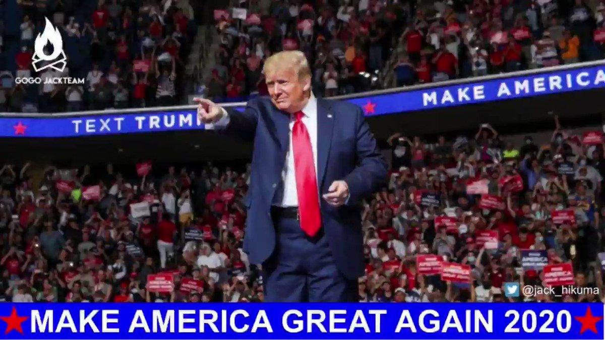 🇺🇸第46代、アメリカ合衆国大統領になる、あなたを待っています😌 💩🇨🇳中共を潰せるのはあなたしかいない🙏 GOGO🇺🇸TRUMP💪 #MAGA2020 https://t.co/fV0Nz6fRNV