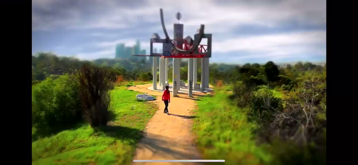 """""""Like This"""" Music Video (2009) Tilt-shift concept shot through out LA included Port of Los Angeles, Elysian Park, Dodgers Stadium, the LA River and Six Flags Magic Mtn youtu.be/akbKkicvksA"""