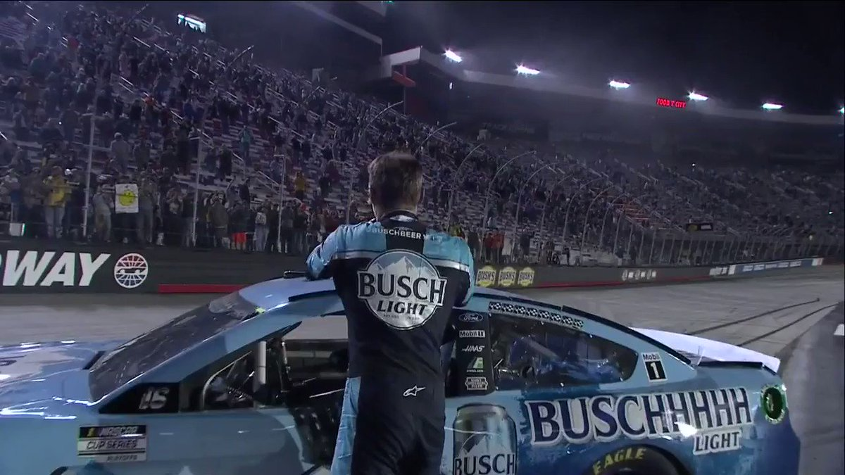 sums it up pretty well, huh? @KevinHarvick | @BMSupdates