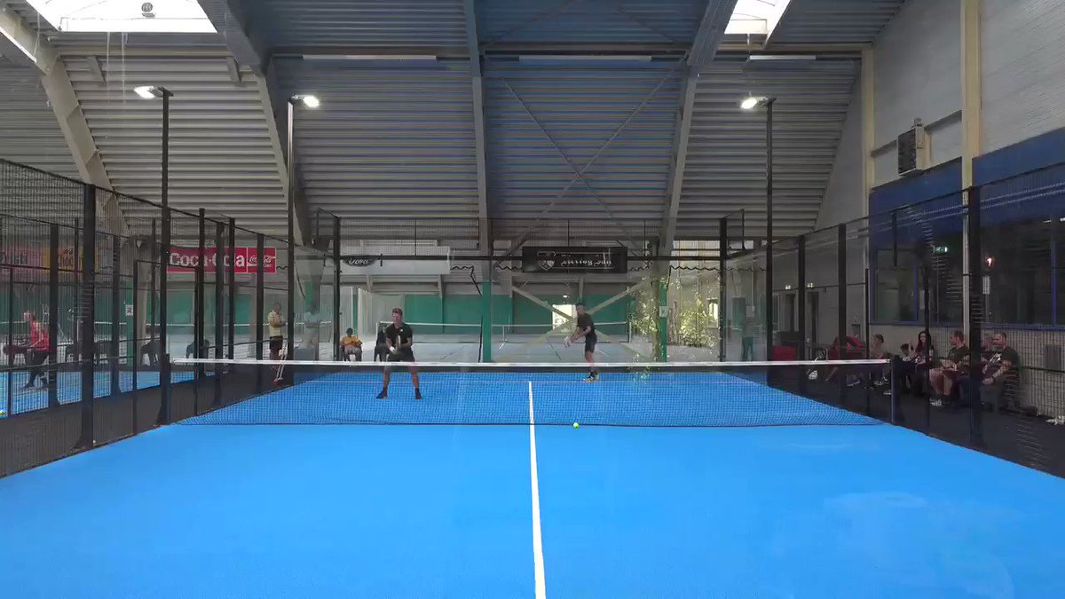 Another great Padel session this weekend 💪 Hope you guys had a nice weekend as well!