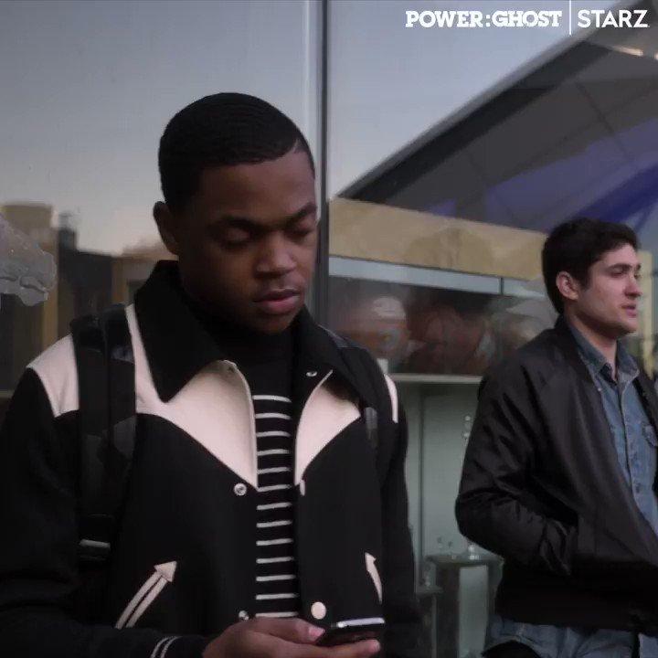 Watch @ghoststarz now on the @STARZ App.