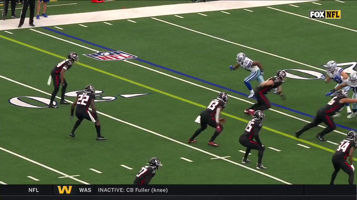This catch by Amari Cooper is amazing 😯  (via @thecheckdown) https://t.co/rDgQq2QjkC
