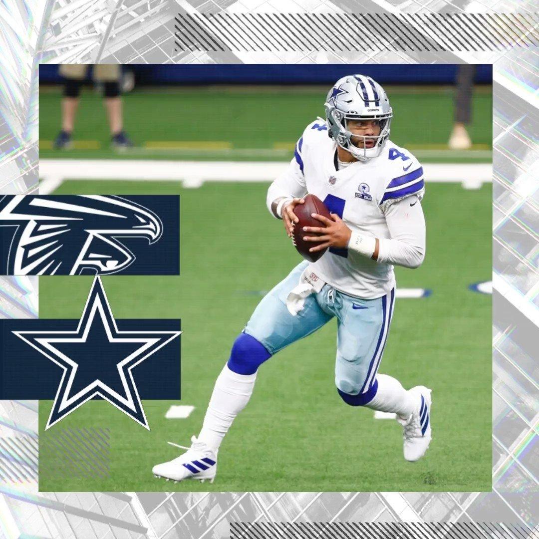 RT if you're celebrating this #CowboysWin!!!!  #ATLvsDAL | #DallasCowboys | @WinStarWorld https://t.co/HY5PAJGJPN
