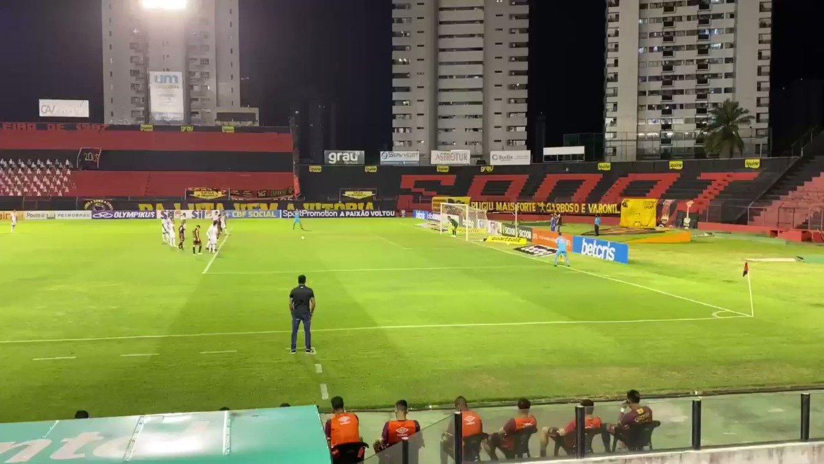 Sport Recife Beat Fluminense