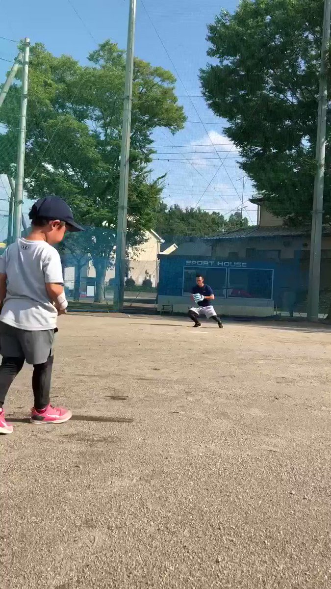 ダルビッシュ有になるって。左手が遊んじゃってるけど合格😎#ドラフト  #エース #野球少年 #ダルビッシュ有 #成長記録 #5歳 #西武ライオンズ