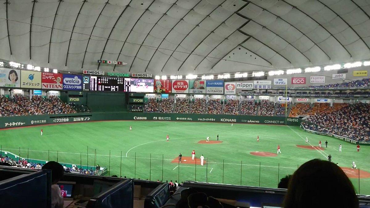 ジャニーズ好きの巨人直江大輔投手登場曲の嵐「A・RA・SHI」のメロディーに乗って4回無死二塁から打席へプロ初犠打を決めました