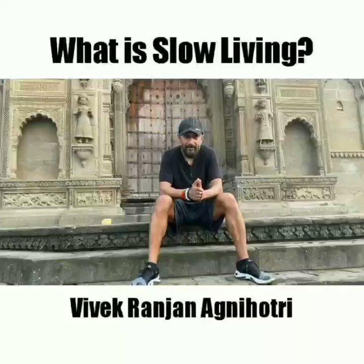 What is Slow Living? #IAmBuddha Watch full video on #IAmBuddha YouTube channel: youtu.be/KSd65vQHqS8 #IAmBuddha