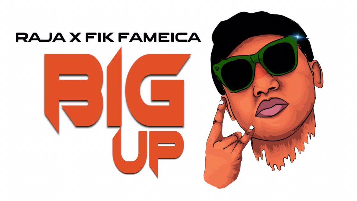 Another 1 #Bigup @FFameica king kong &@ rajamuzic Hit after hit Banger after banger