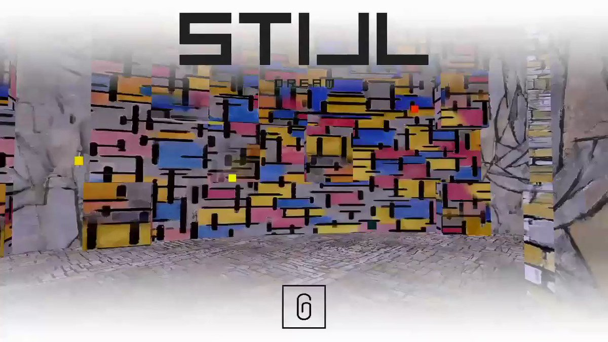 STIJL DREAM FEATURED ON SIDEQUEST! .  Enter Mondrian and Doesburg paintings in VR! .  https://t.co/b9vzU0SG9P .  @sidequestvr #virtualreality #OculusQuest @SideQuestVR @itchio #theovandoesburg #mondrian