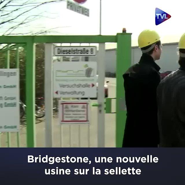 🎥 [LE JT]  Après l'annonce de la fermeture de #Bridgestone à l'horizon 2021, le #gouvernement fait mine de monter au créneau alors que la désindustrialisation de la France se poursuit.  Le JT ➡ https://t.co/MpsV5Oy9dk https://t.co/tOT313XeLL