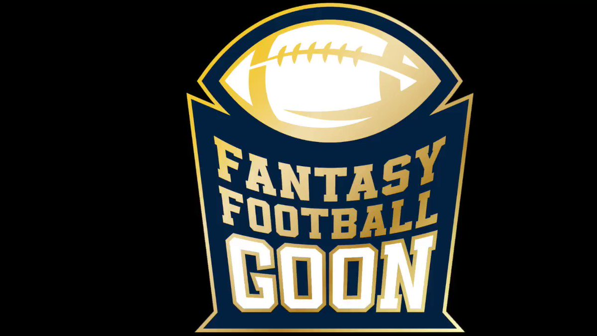 It was an injury-filled Sunday for fantasy GMs ☠️ So be sure to tune in to the Fantasy Football Goon podcast tomorrow night at 8pm CST on @BearsBarroom as we help you find replacements, trades & waiver wire pickups to improve your ailing teams! @JoeMandel @santucci_john