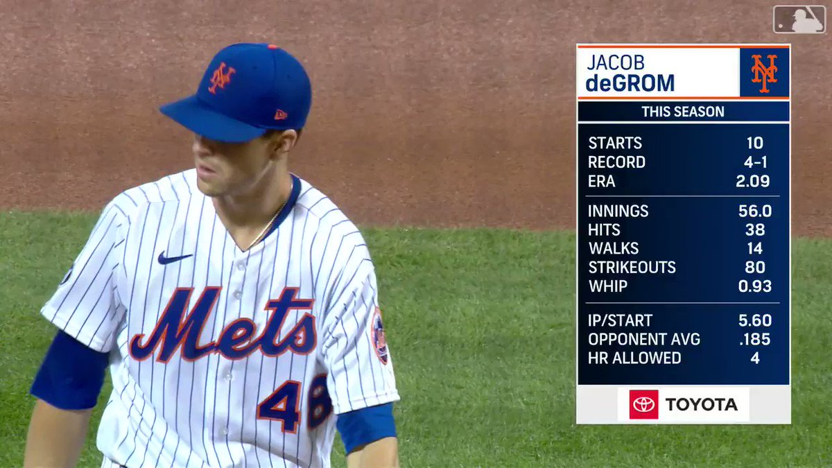 @Mets's photo on deGrom
