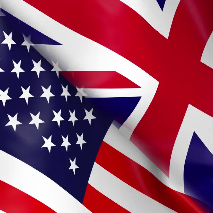 4thround of U.S.-UK trade talks is in the books. So much progress is being made!