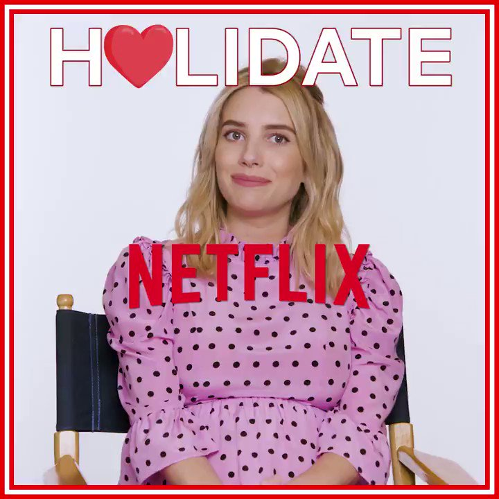 It's National Singles Week!We are excited that our movie HOLIDATE has an official date on Netflix. Make sure you watchon October 28th... and look out for the trailer next week! #Holidate @Netflix @NetflixFilm @KChenoweth @KingBach