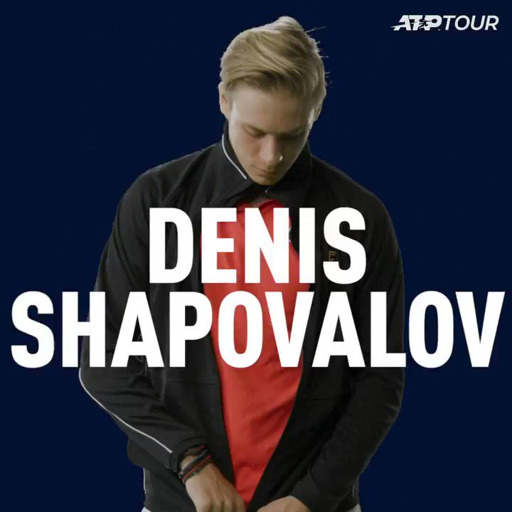 The future is now 💪  At age 21, 🇨🇦 @denis_shapo is the youngest player inside the Top 🔟 of the @FedEx ATP Rankings. https://t.co/nPpLlQFcGt