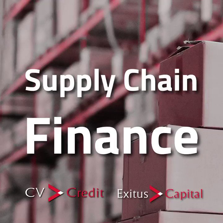 Image for the Tweet beginning: Con el Supply Chain Finance