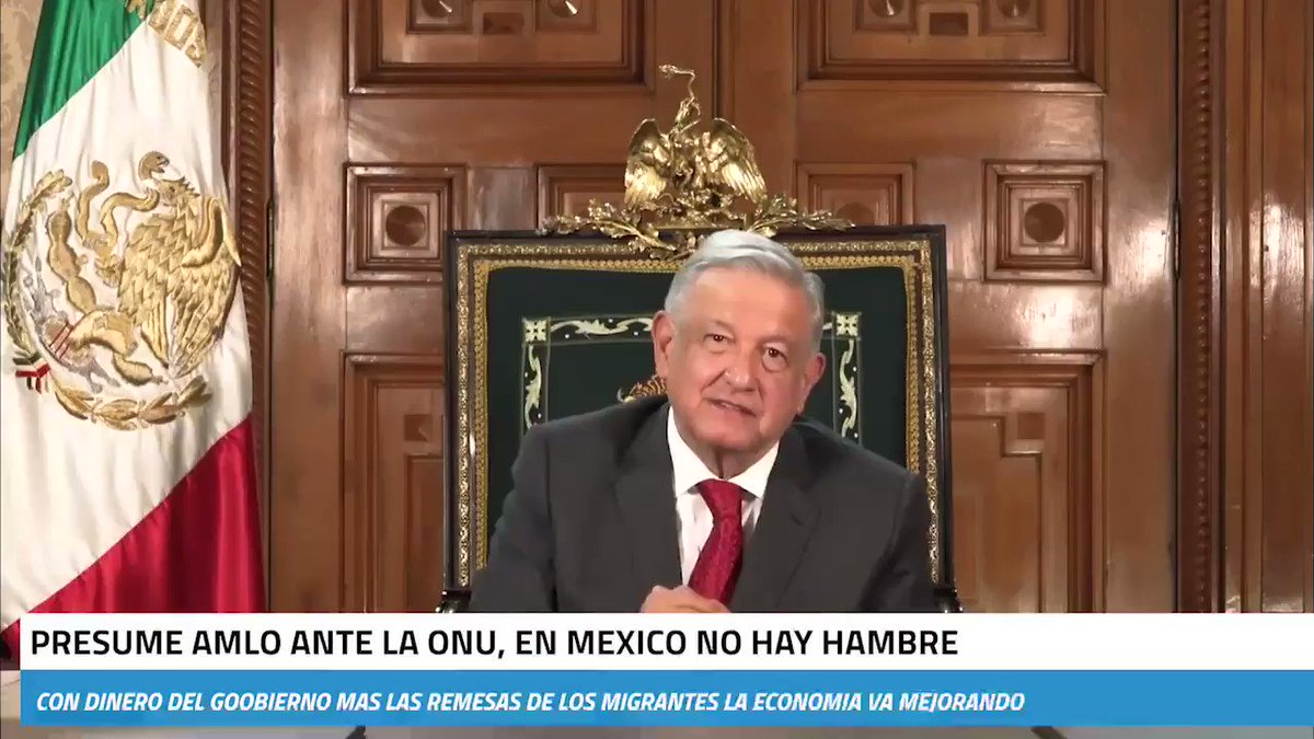 Image for the Tweet beginning: 🔴 Presume el Presidente #AMLO