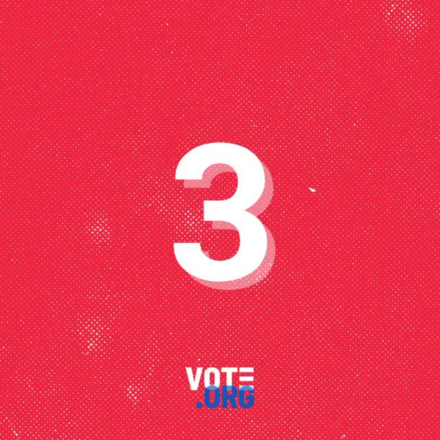 Check your voter registration status, register, and VOTE!!! Go to https://t.co/XvELB5hFnS right now and get 👏🏿 it 👏🏿done 👏🏿. #NationalVoterRegistrationDay https://t.co/hq6BjBw71G
