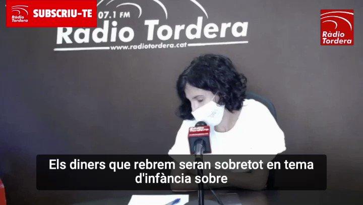 Image for the Tweet beginning: Toñi García, regidora del PSC