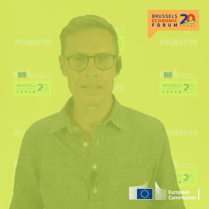 Is an expanded role for the State in the economy after the #coronavirus crisis inevitable and desirable? 👍👎  Watch @alexstubb and @SharanBurrow debate this topic at #EUBEF20 👇and take a look at the full event here👉 https://t.co/gESYLBNJcz https://t.co/195A5VgfGE