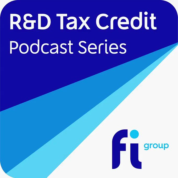 We have launched the FI Group Podcast series: R&D Tax Credits.Our first episode features Ped....