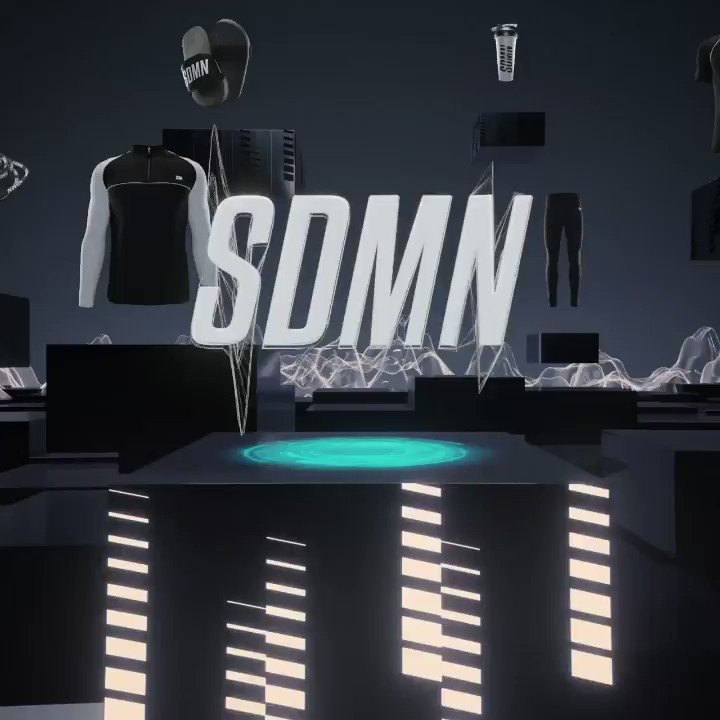 💥 COMPETITION TIME 💥 For your chance to get your hands on some goodies from the upcoming SDMN Activewear Collection, simply RT this tweet and make sure you're following us. Good luck!
