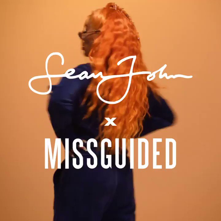 ICYMI #SEANJOHNxMISSGUIDED drops on site 29.09.20 ⚡ For the full 411 on the collection + PDiddy's iconic street wear brand hit the link rn https://t.co/8GnwzPuL7B 💻 #missguided https://t.co/eIfzwLZ9DG