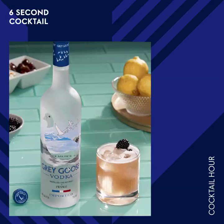 Image for the Tweet beginning: A brunch cocktail without the