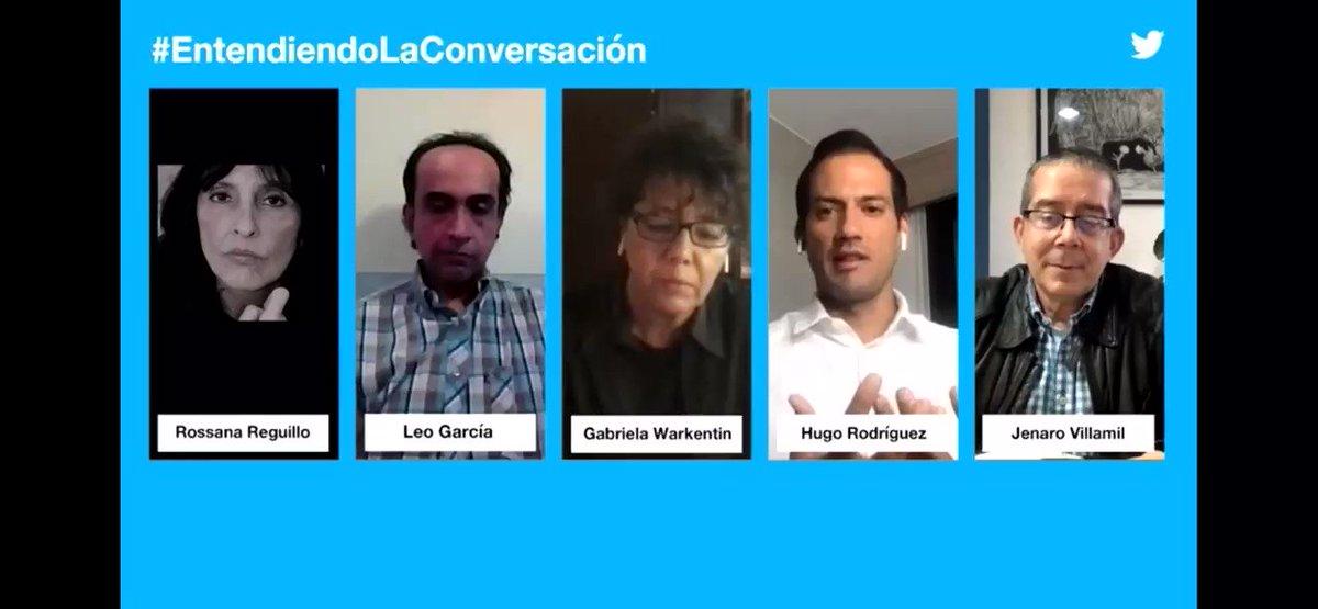....la pluralidad de voces es la fuerza de #Twitter ....  @HugoRodriguezN  #EntendiendoLaConversación