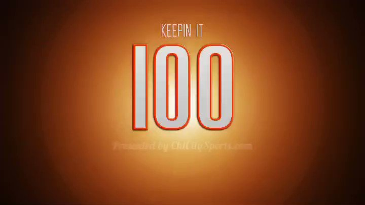 """Just wrapped @ChiCitySports23's #KeepinIt100 with special guest @AaronLemingNFL. @BearsNerd talked #Bears 🔑, & @TTNLbarber brought back his """"Cut It Out"""" segment. If you didn't catch us live youtu.be/JReyy2G2a1M You'll be able to listen to the podcast version here ⬇️"""