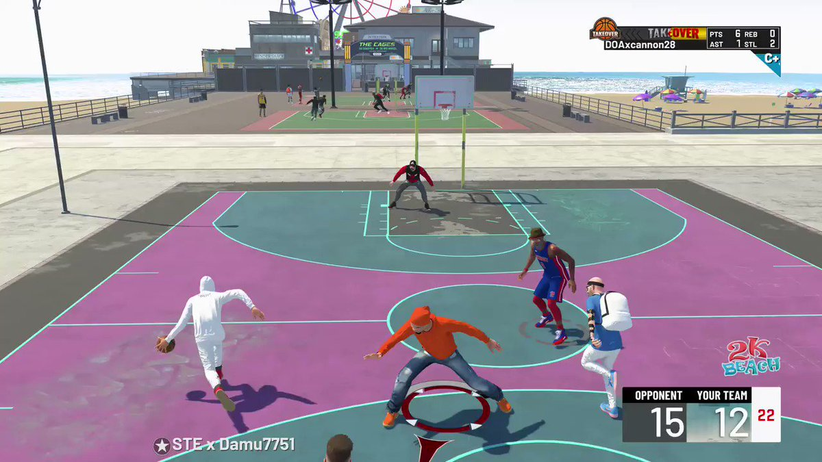 #2ktvwow #NBA2K21 #XboxShare https://t.co/XDzIFm13D9