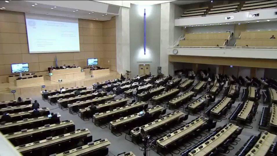 【速報】たった今の国連人権理事会定期会議でウィリアムがスピーチをしました!後にこちらから字幕版を公開いたします。#光復香港時代革命 #save12hkyouths#BoycottCCP#StandWithHongKong #HongKongProtests#NationalSecurityLaw