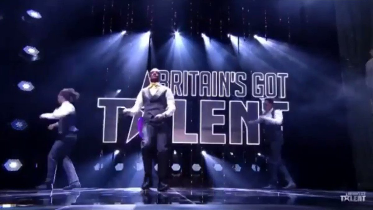 YES!!! That is our incredible JAHREL THOMAS flipping across the TV screen! 👊  #thursdayshoutout #thursdaytalent #talent #acro #tv #dancer #artist #perform #stage #savethearts https://t.co/MSOyDQrKFs