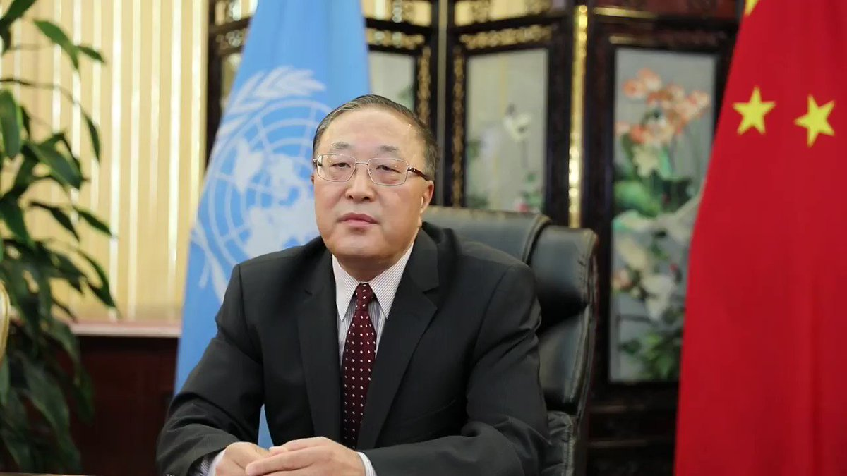 Zhang Jun: The US should understand that its failure in handling COVID-19 is totally its own fault. If some one should be held accountable, it should be a few US politicians themselves. https://t.co/BtMuPZpUSP