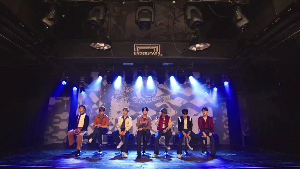 🎥    'Dynamite' performance by @BTS_twt at Grammy Museum Interview (1/2)  #BTS #방탄소년단 #BTS_Dynamite https://t.co/AAq1VAR0Hf
