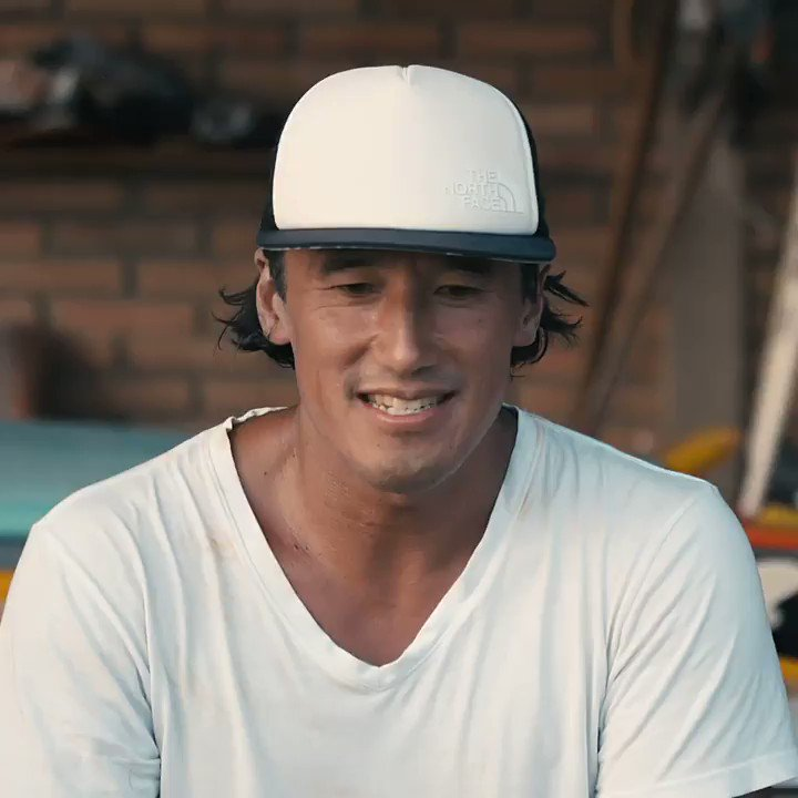 """YETI Presents: Sandbagging Jimmy Chin. @jimkchin has done it all. But when he's asked if there's anything he still wants to do in life, his response is """"get barreled."""" With help of renowned surfers, he heads into the biggest waves of his life. Watch now: https://t.co/DZ8i1oYMkL https://t.co/ClbDzELBpX"""