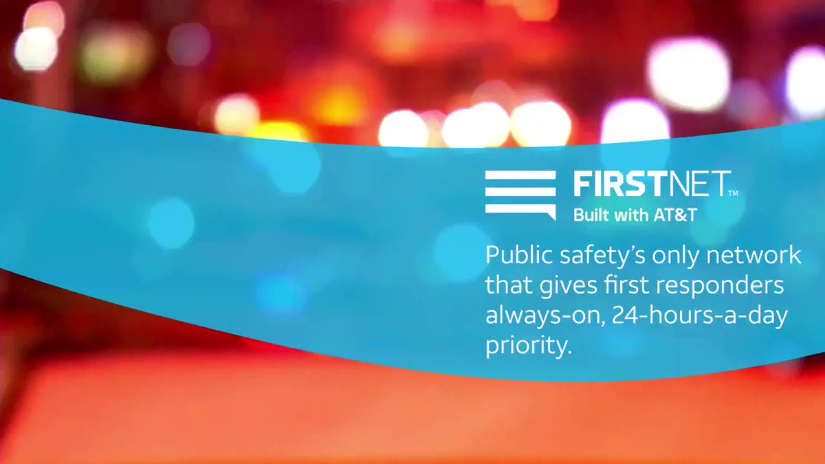 Hear more from today's testimony about how #FirstNet has played a critical role in connecting First Responders and Healthcare workers during #COVID19